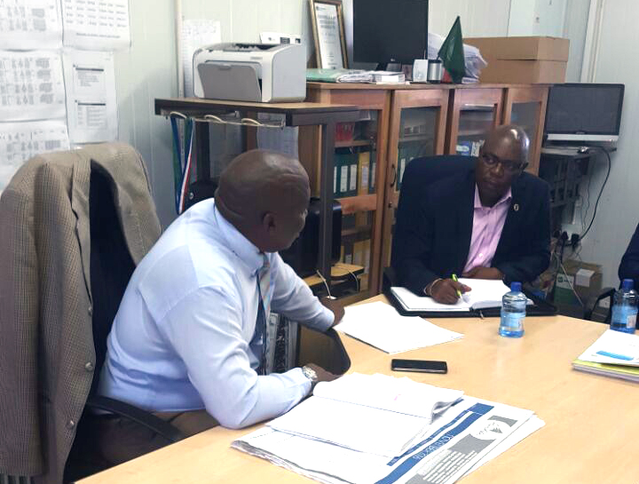 Portfolio Committeee on Education Chairperson, Hon Joe Mpisi