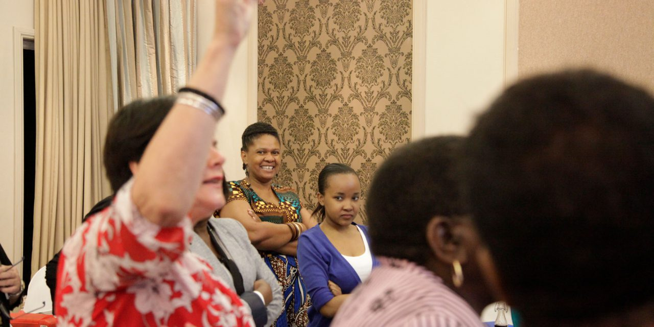 Photos: GPL Multi-Party Women's Caucus 2017/18 Strategic Planning Session