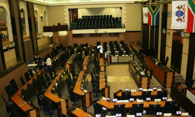 Office Bearers in the Sixth Legislature (2019-2024)