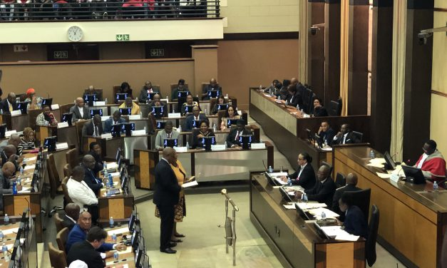 Watch: MPLs' swearing in and election of Presiding Officers, Wednesday 22 May