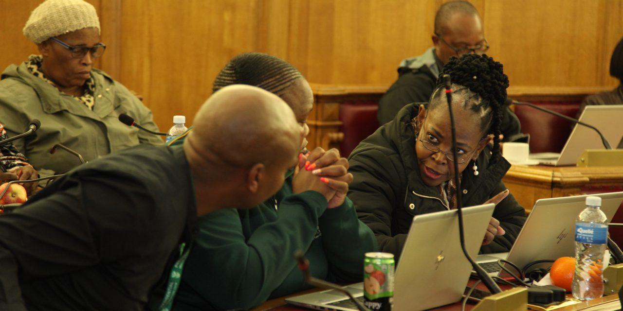MPLs undergo orientation for the Sixth Legislature