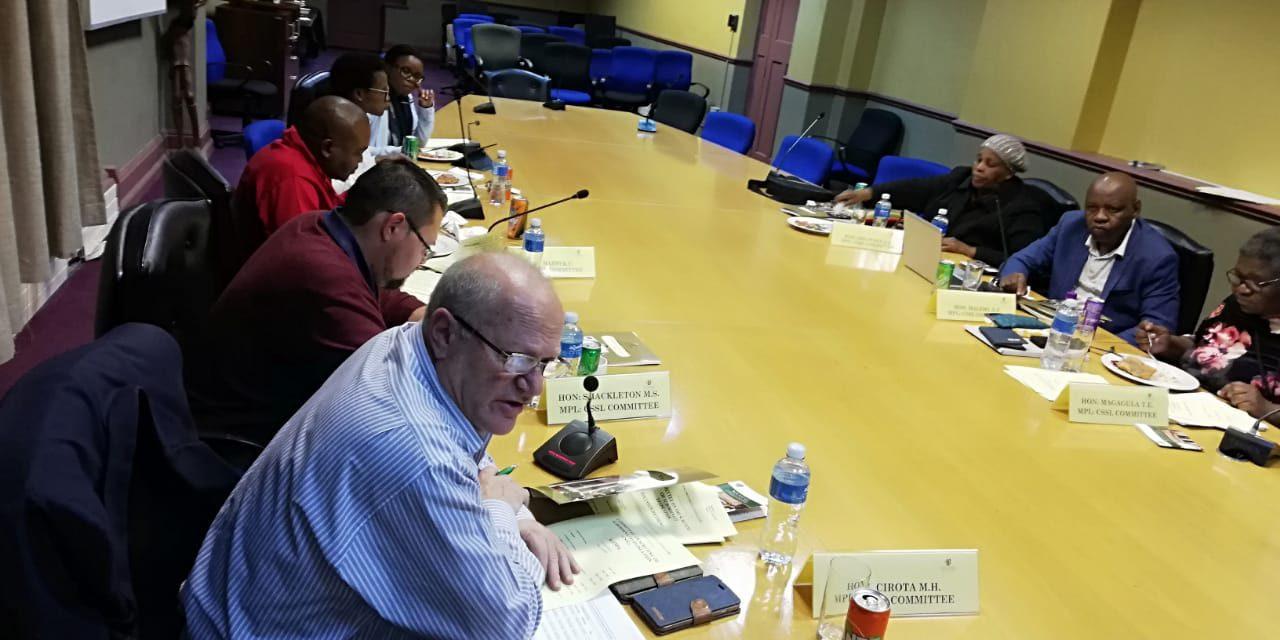 CSSL Meeting, 5 July 2019