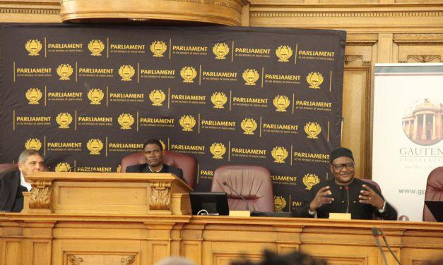 GPL hosts Parliament for NCOP Provincial Week 2019