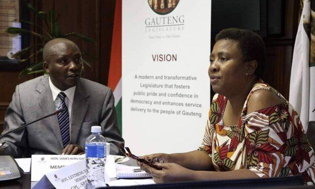 Gauteng Legislature Hosts Kenyan Study Tour Delegation