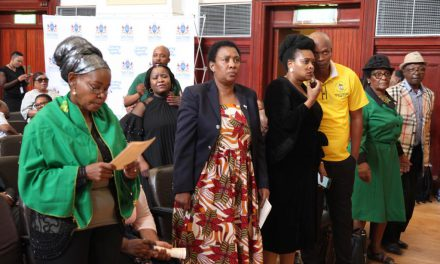 GPL mourns the untimely death of MEC Nkabinde-Khawe