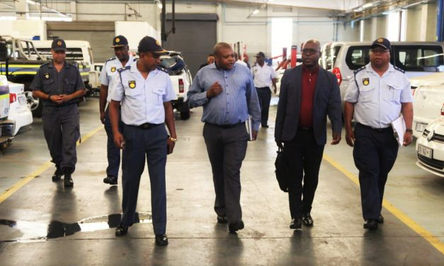 Committee intervenes delayed police vehicle repairs