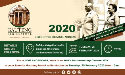 2020 State of the Province Address (#GPSOPA20)