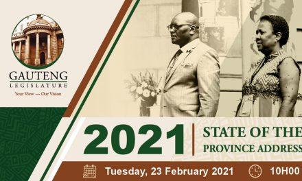 2021 State of the Province Address (#GPSOPA21)