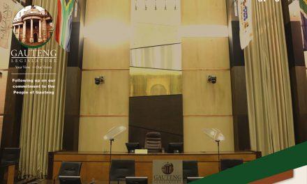 REGISTER OF INTERESTS FOR MEMBERS OF THE GAUTENG PROVINCIAL LEGISLATURE – 2019/2020