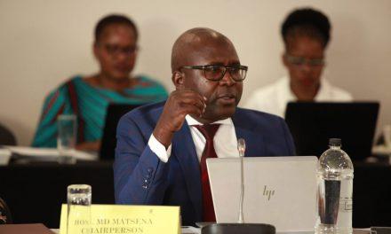 GPL MOURNS THE LOSS OF HONOURABLE MEMBER MAPITI MATSENA