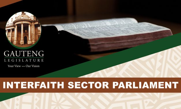 Interfaith Sector Parliament 2020 Livestream
