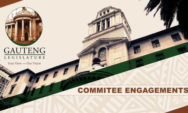 FRIDAY, 5 – SUNDAY, 7 MARCH 2021 COMMITTEE MEETING