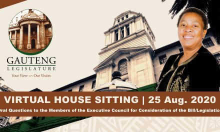 virtual house sitting, 25 August 2020