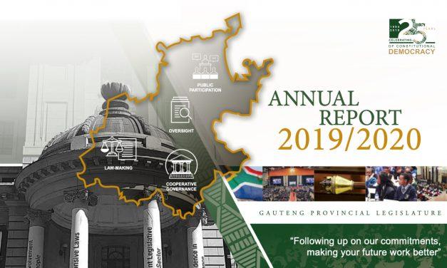 2019/20 Annual Report